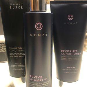 Monat shampoo & conditioner bundle